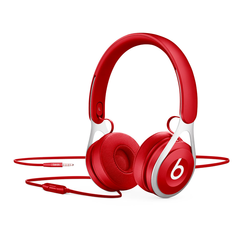 Beats EP On-Ear Headphones красный