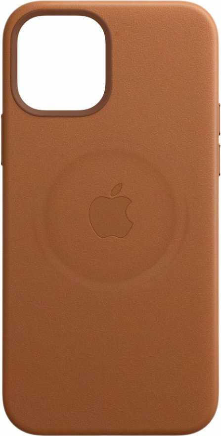 Чехол IMagSafe Leather Case для iPhone 12/12 Pro (MHKF3ZE/A)