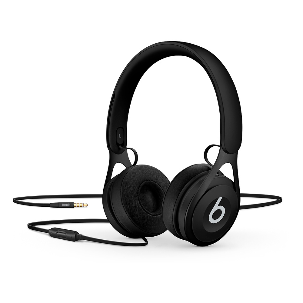 Beats EP On-Ear Headphones чёрные