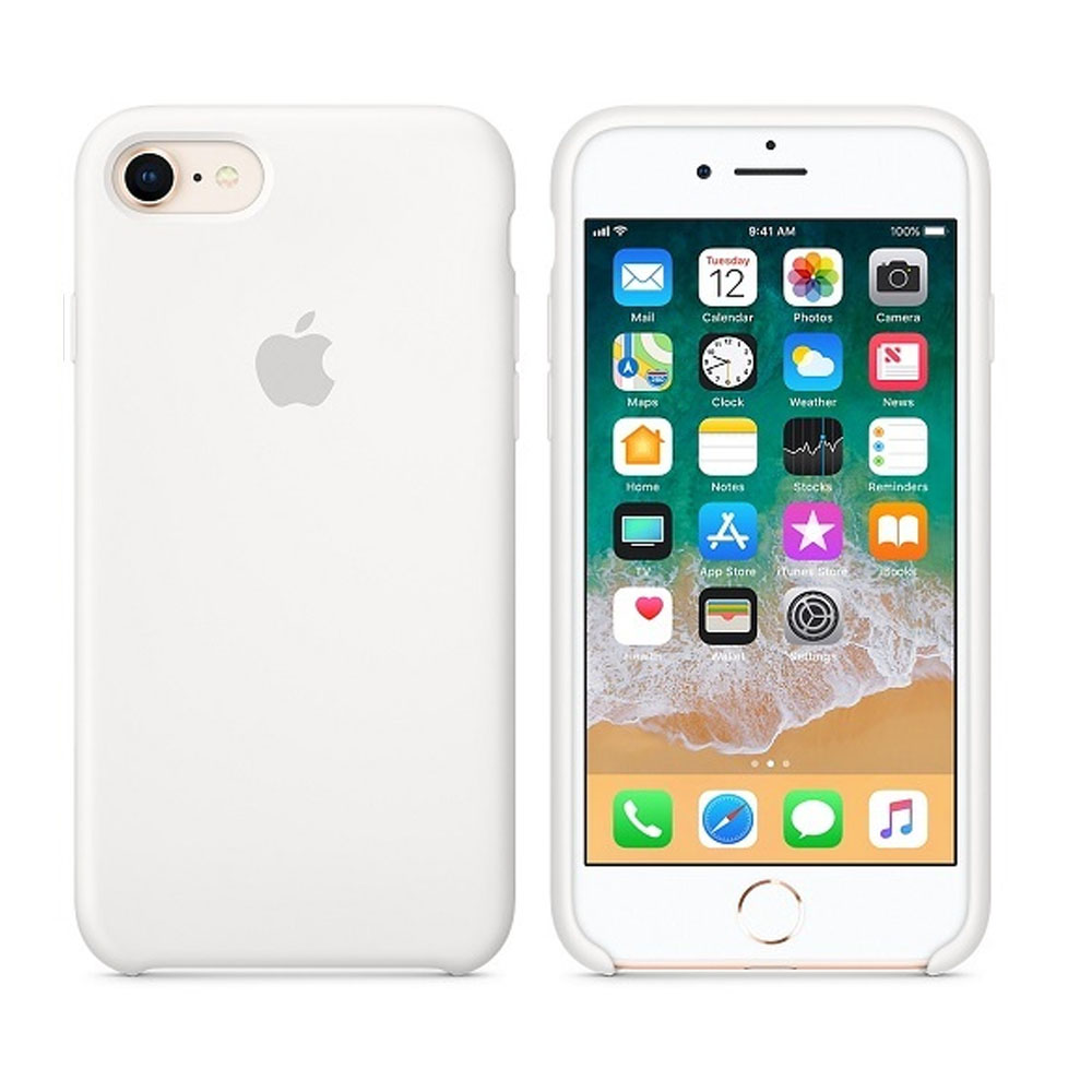 Чехол IPhone 8/7 Silicone Case MQGL2ZM/A White
