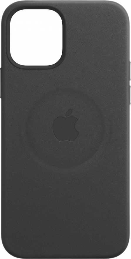 Чехол IMagSafe Leather Case для iPhone 12/12 Pro (MHKG3ZE/A)