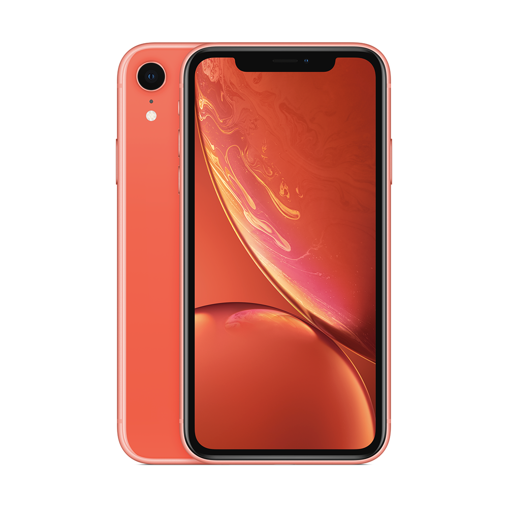 iPhone XR 128 Gb (coral)
