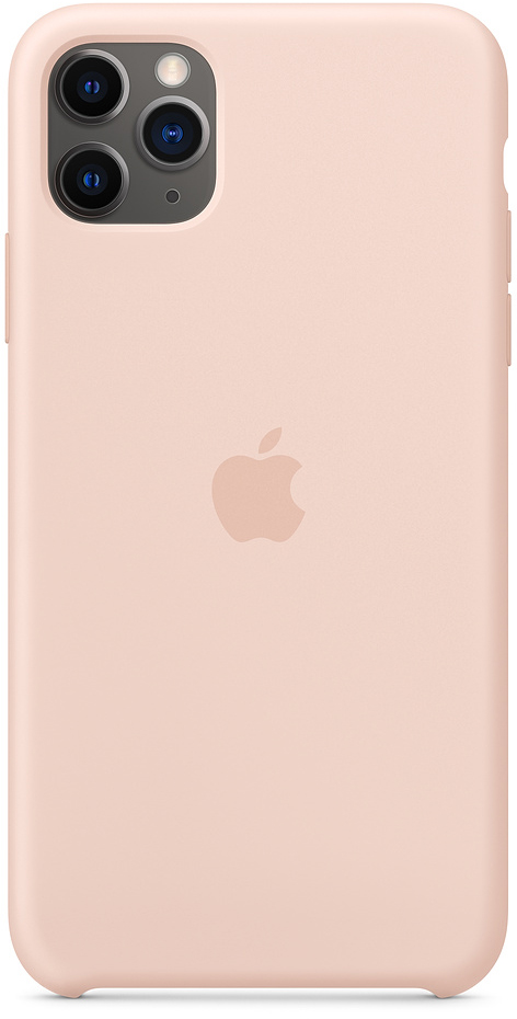 Чехол IPhone 11 Pro Max Silicon Case MWYY2ZM/A Pink Sand